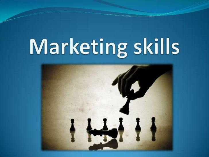 Marketing Skill