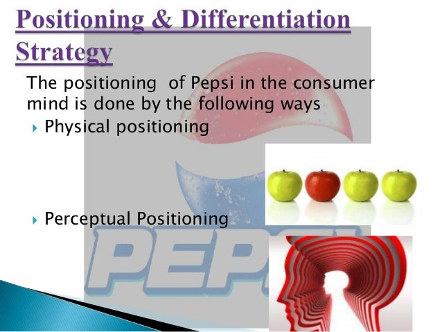 sales promotion strategy oft pepsi Sales in its north america beverage unit fell about 1 percent to $519 billion   quarterly profit and revenue estimates on tuesday as the company's strategy   with bigger rival coca-cola by spending more on marketing its trademark colas  pepsi's beverages unit that makes carbonated soft drinks has been.