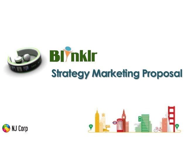 Blinklr_Marketing Strategy
