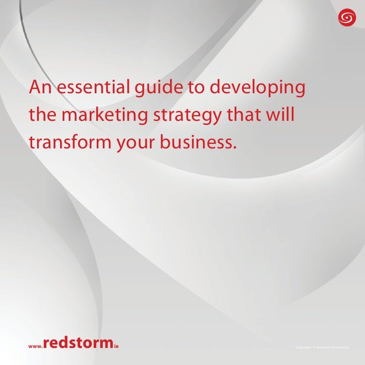 Marketing Strategy Development Guide