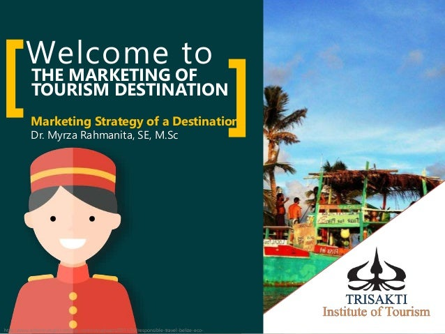 marketing strategy in the tourism industry