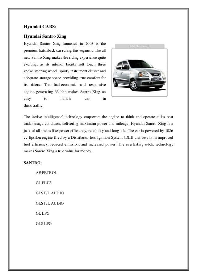 marketing strategy of hyundai motors