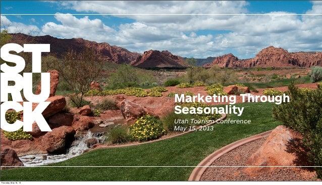 Marketing Through Seasonality