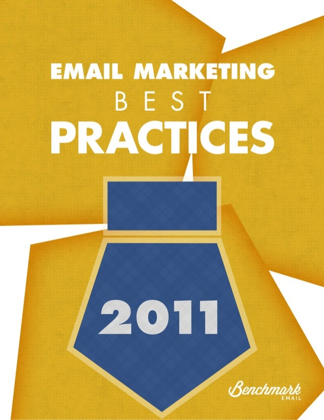 Email Marketing Best Practices & Trends: 2011 Edition  Investigating the Trends and Best Practices of Email Marketing Thou...