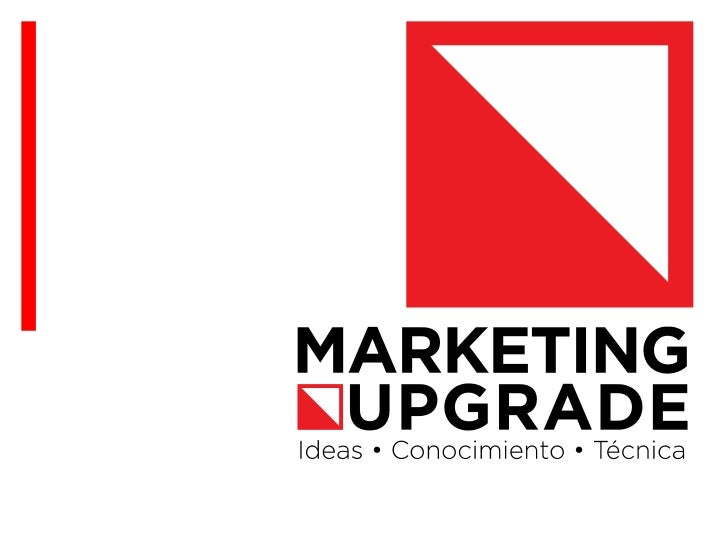 Marketing Upgrade- Analítica Web by Carlos Lluberes