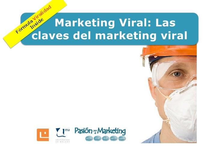 Marketing Viral: Las claves del marketing viral