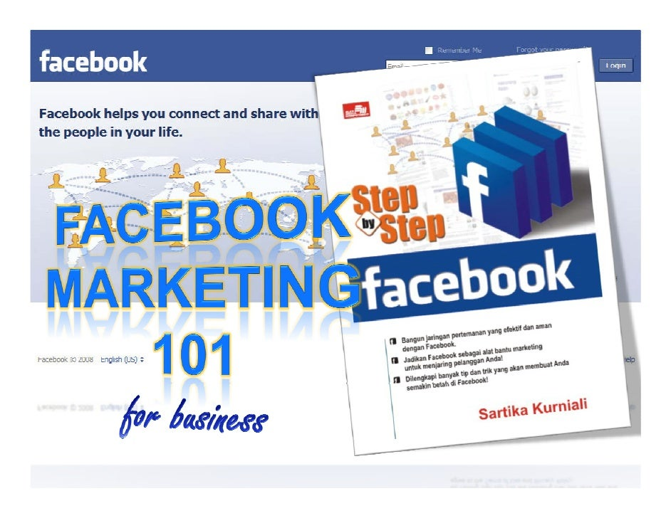Marketing With Facebook 101 for Business