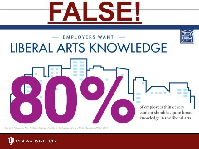 today liberal arts career majors whats education