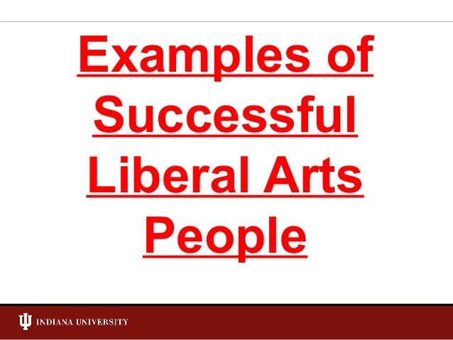 What exactly IS a liberal arts degree?