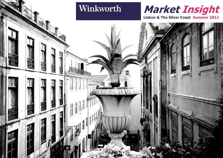 Market InsightLisbon & The Silver Coast Summer 2012