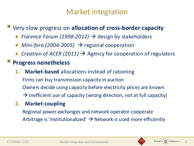 REGIONAL ECONOMIC INTEGRATION AND - iBrarian net