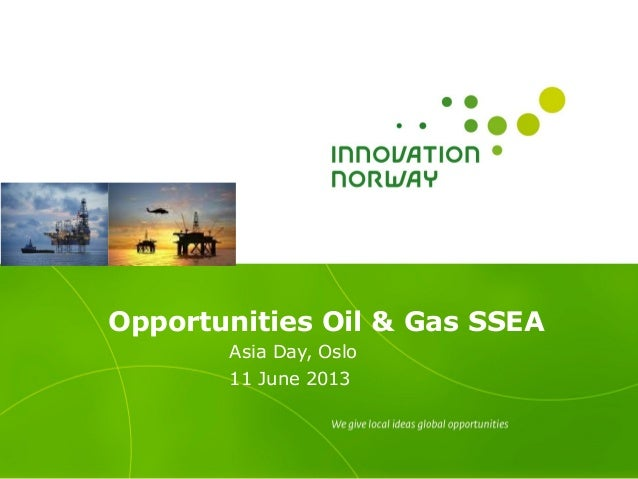 Asia days Oslo 2013 - Market opportunities in South & South East Asia - Energy