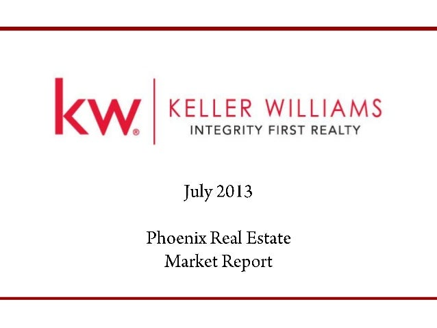 July 2013 Phoenix East Valley Real Estate Market Report