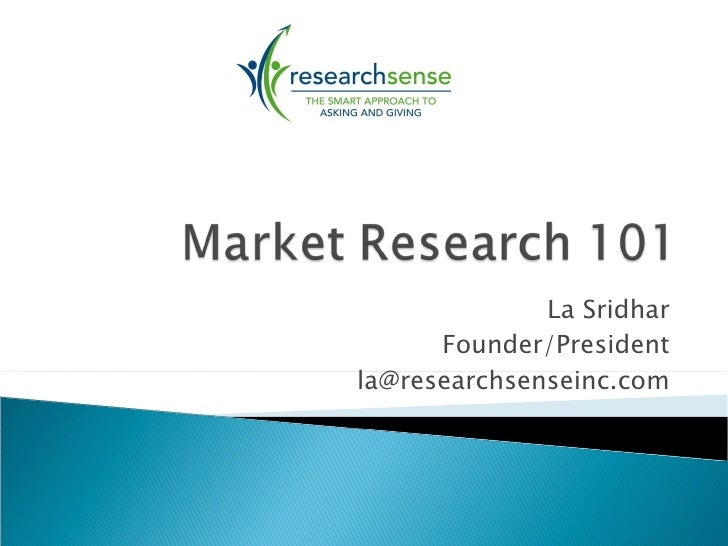 Market research101 rs_2011