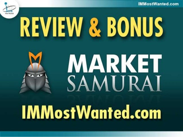 How Market Samurai Can Help You With YourOnline BusinessA great website is important for the success of your business.Even...
