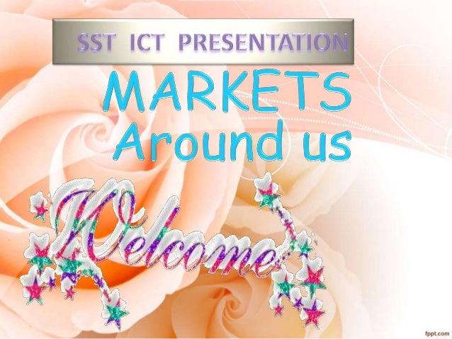 markets around us essay