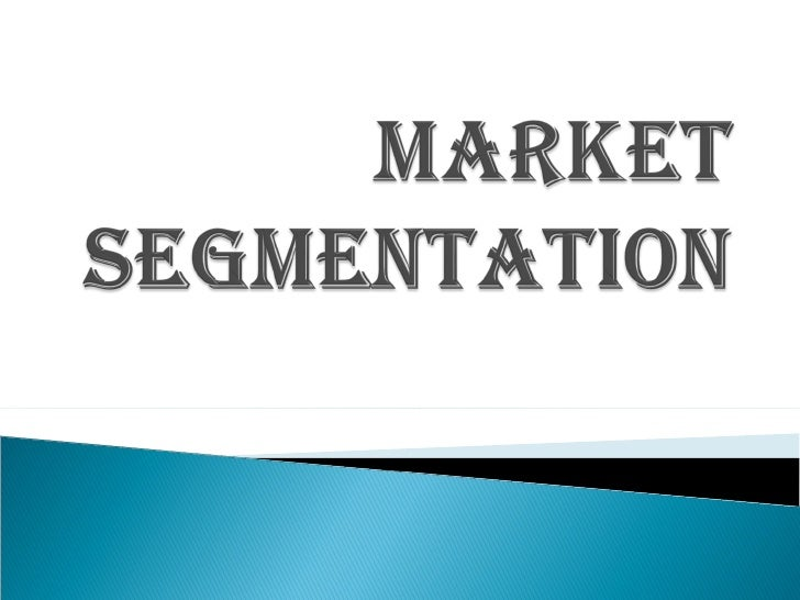 the market segmentation of the uk Marketers use geographic segmentation because consumers in different areas may display certain characteristics and behaviours in that particular region, for example, in london uk certain parts of the west end of london are more affluent then the east end and you will find particular products sold in these regions based on their affluence.