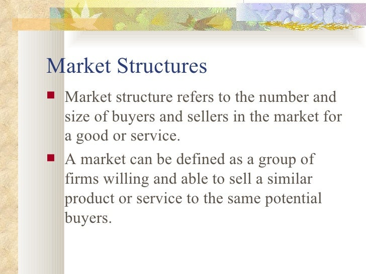 differientiating between market structures essay Eco 365 differentiating between market structures essay july 21  about this  essay  recommended strategies of safeway incorporated.