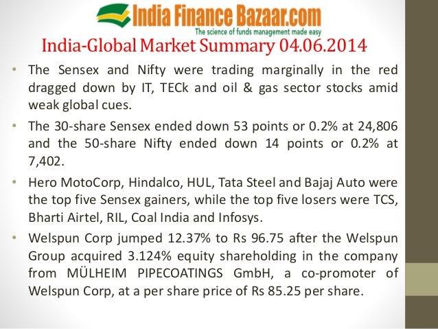 Market summary.pptx  04.06.2014