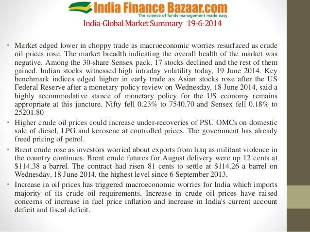 Market summary pptx  19.6.2014