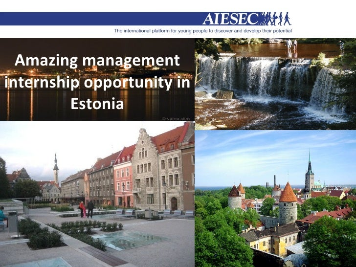 AIESEC EE_MT internship in MarkIT_for Denmark, Sweden, Norway