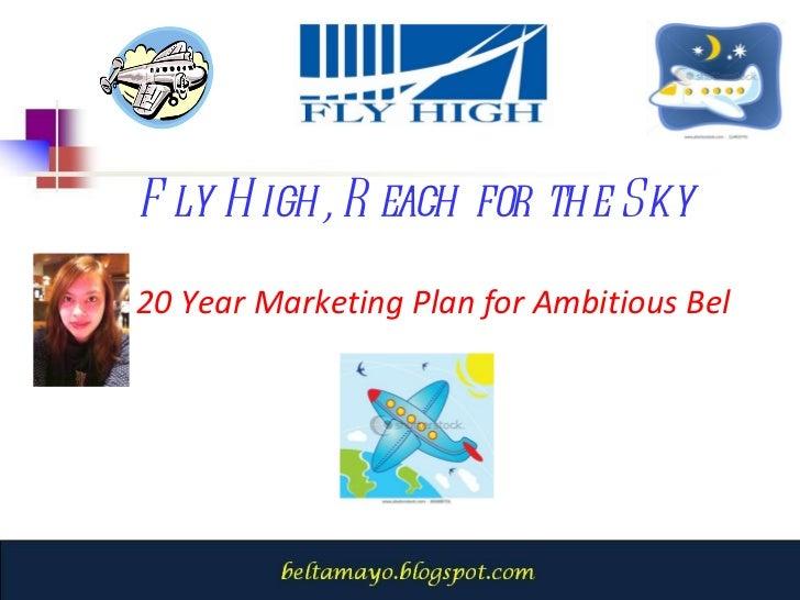 20 Year Plan (Belinda Tamayo)
