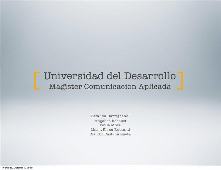 Marketing Mobile DEC UDD