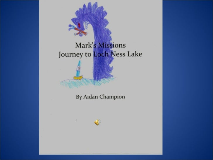 Mark's Missions, Journey to Loch Ness Lake