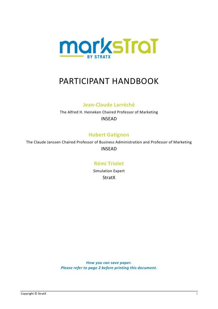 Markstrat web participant-handbook-chap 1 a 3