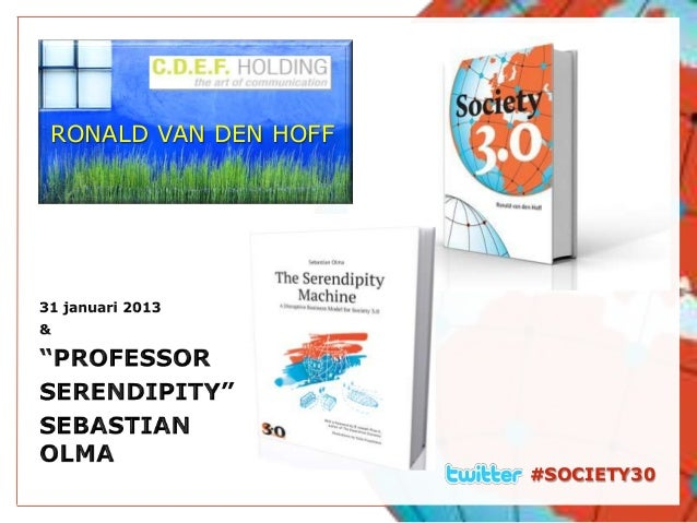 Markthis: Serendipity & Society30