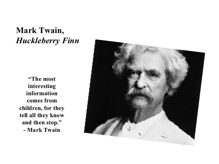 is mark twain a racist Directory of mark twain's maxims, quotations, and various opinions:  - mark twain on the colored man, virginia city territorial enterprise, july 1865.