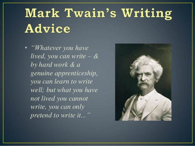 mark twain on the racism essay Free essay on racism in huckleberry finn available totally free at echeatcom, the largest free essay community huckleberry finn by mark twain and racism.
