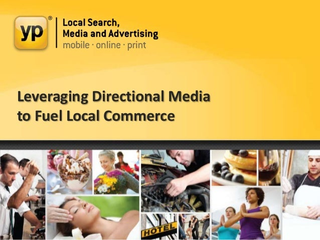 Leveraging Directional Media to Fuel Local Commerce (Street Fight Summit West 2013)