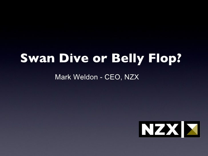 Economy on the Edge: Swan Dive or Belly Flop? A draft strategy for coming out of the crisis stronger