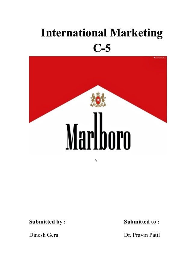 Can you buy cigarettes Marlboro online in the United States