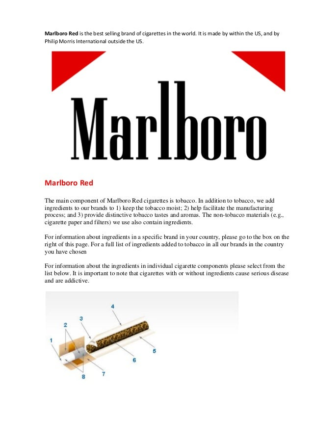 R1 cigarettes made in the United States