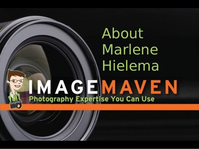 About Marlene Hielema