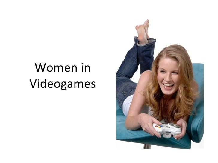 Women in Videogames