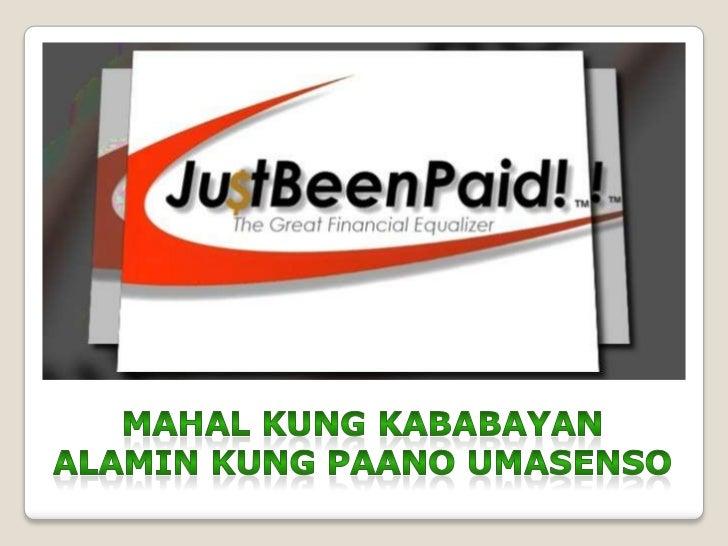JustBeenPad