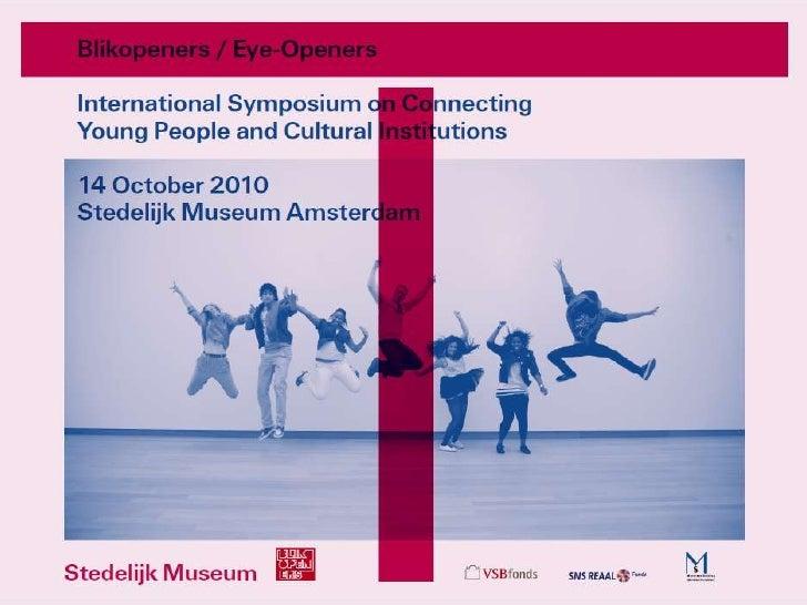 Marlous van Gastel en Rixt Hulshoff Pol - Stedelijk Museum Amsterdam