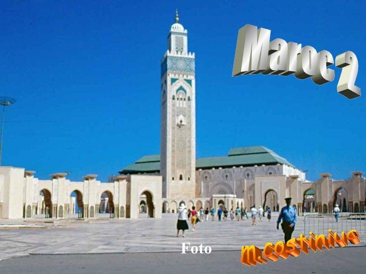 Maroc  2 Foto m.costiniuc