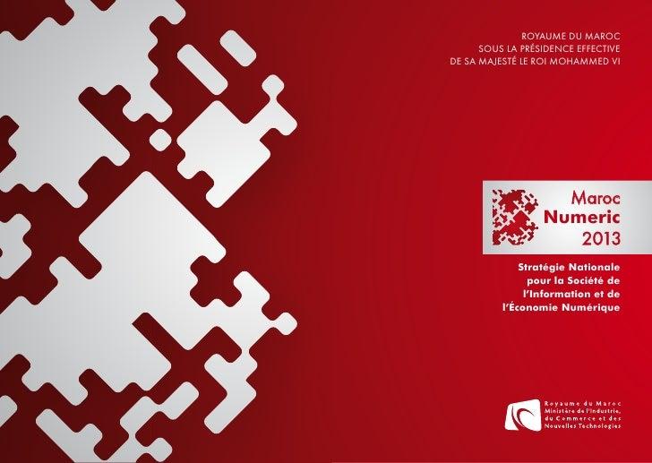 Maroc Numeric2013
