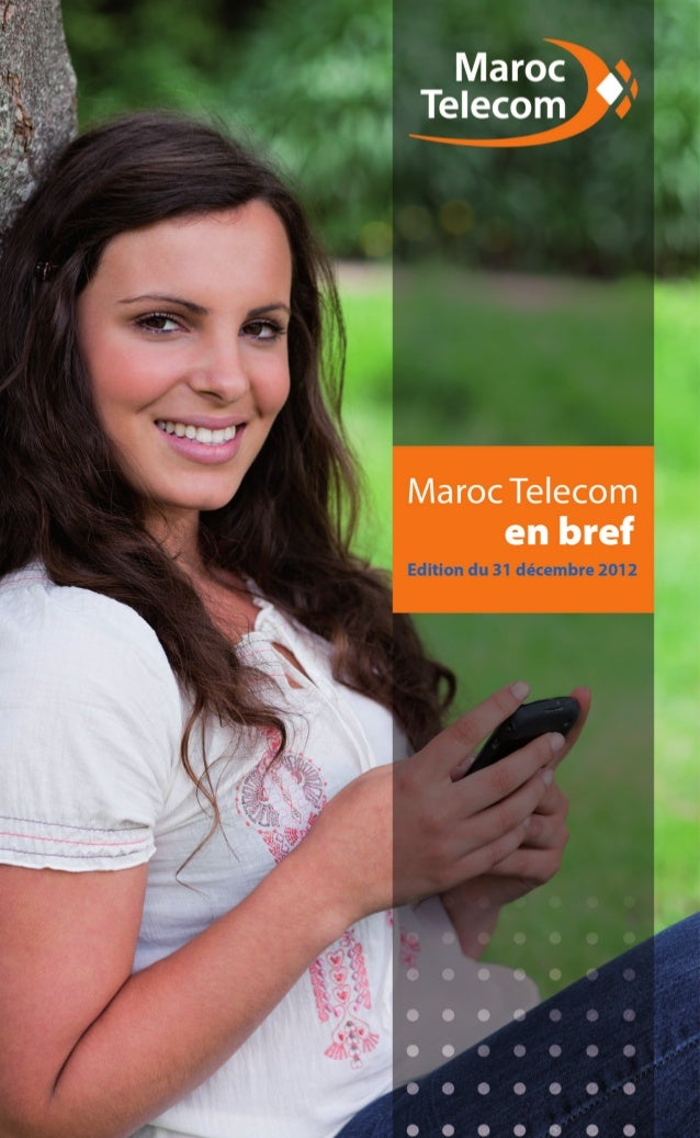 Maroc Telecom en bref - Edition du 31 Décembre 2012