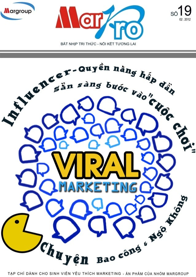 MarPro Magazine - Viral Marketing