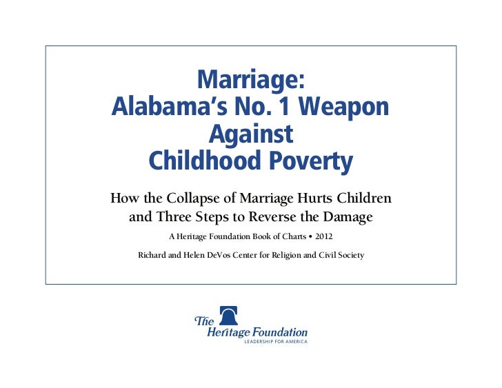 Marriage Poverty - Alabama