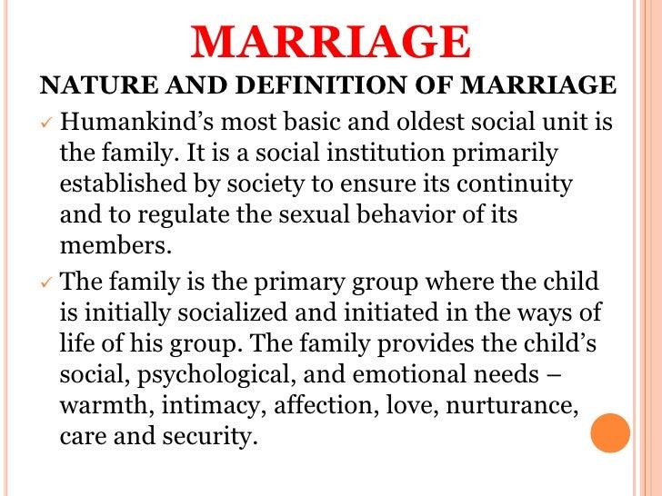 Klittra definition of marriage