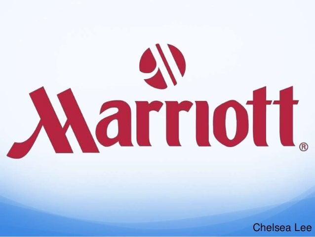 Marriott Digital Marketing Strategy - Chelsea Lee
