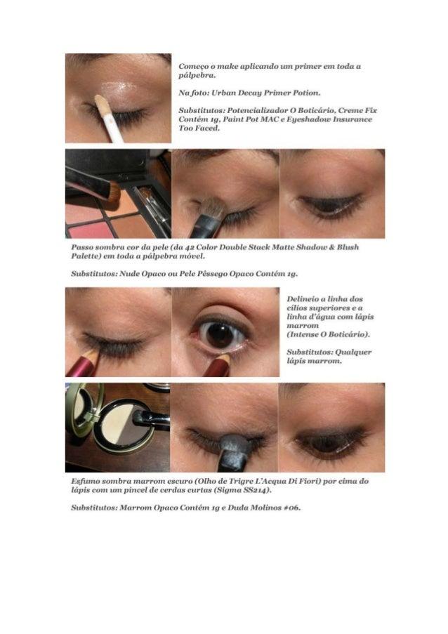 Marrom berinjela - dicas maquiagem avonloja.com