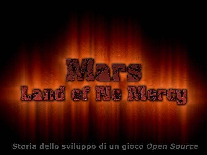 Mars: Land of No Mercy