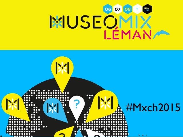 #museomixleman #museomix #Mxch2015